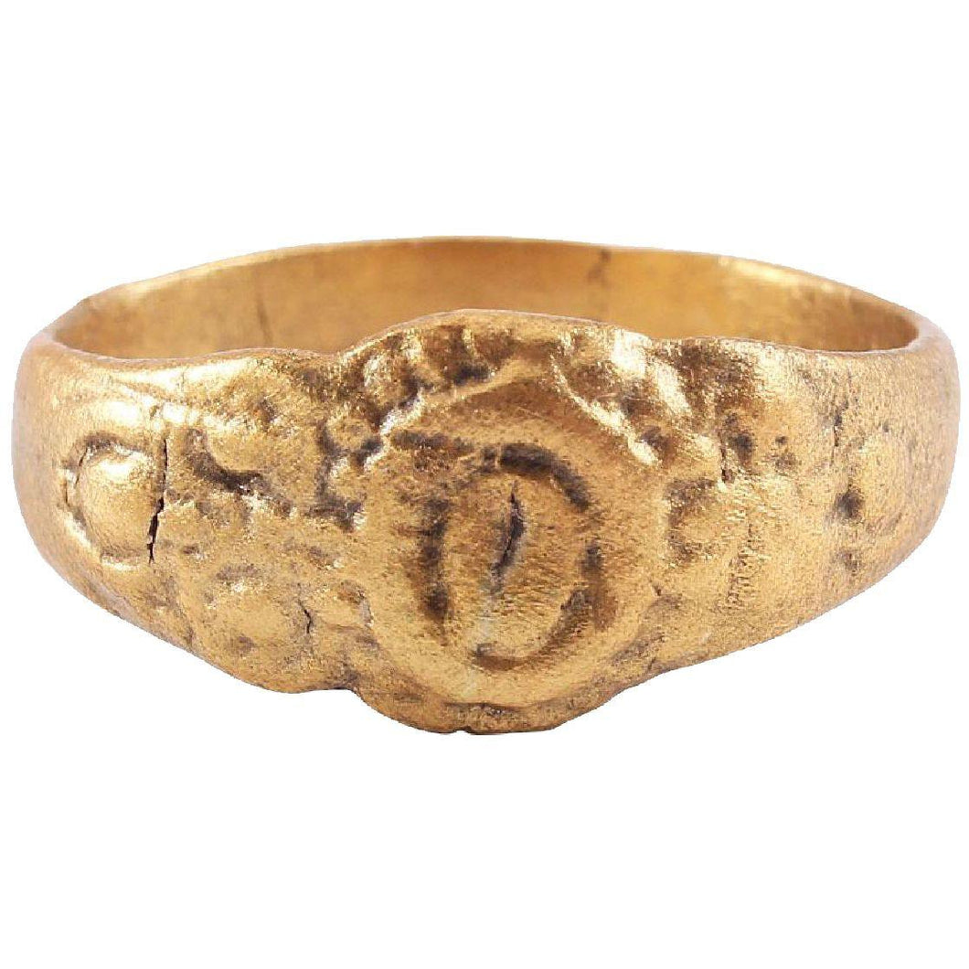 Early Christian Ring 7Th-10Th Century - Product