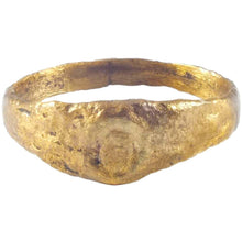 Early Christian Ring C.6Th-9Th Century - Product