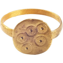European Pilgrims Ring 8Th-9Th Century - Product