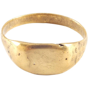 Fine Byzantine Gilt Ring C.8Th-11Th Century - Product