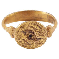 Fine Medieval Mans Ring 12Th-13Th Century - Product
