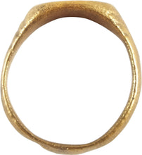 Fine Viking Warriors Pinky Ring 10Th Century - Product