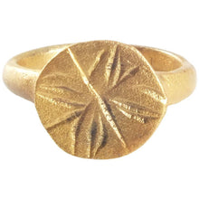 Good Early Christian Pilgrims Ring 7Th-10Th Century - Product