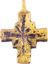 MEDIEVAL EUROPEAN PILGRIM'S CROSS 7th-10th CENTURY