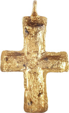 Pilgrims Reliquary Cross 7Th-9Th Century - Product