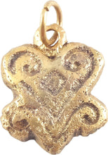 Viking Heart Pendant C.850-1050 Ad - Product
