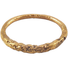 VIKING TWISTED MOTIF RING 850-1050 AD