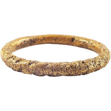 VIKING TWISTED RING C.850-1050 AD SIZE 9 ½