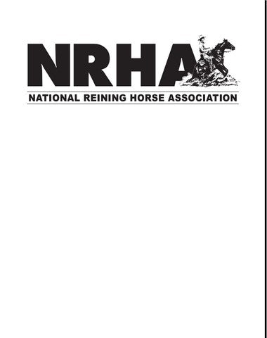 NRHA PROS SHARE THEIR LEGWEAR TIPS