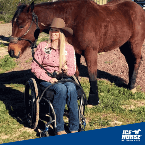 #TeamIceHorse Profile: Amberley Snyder and Legacy