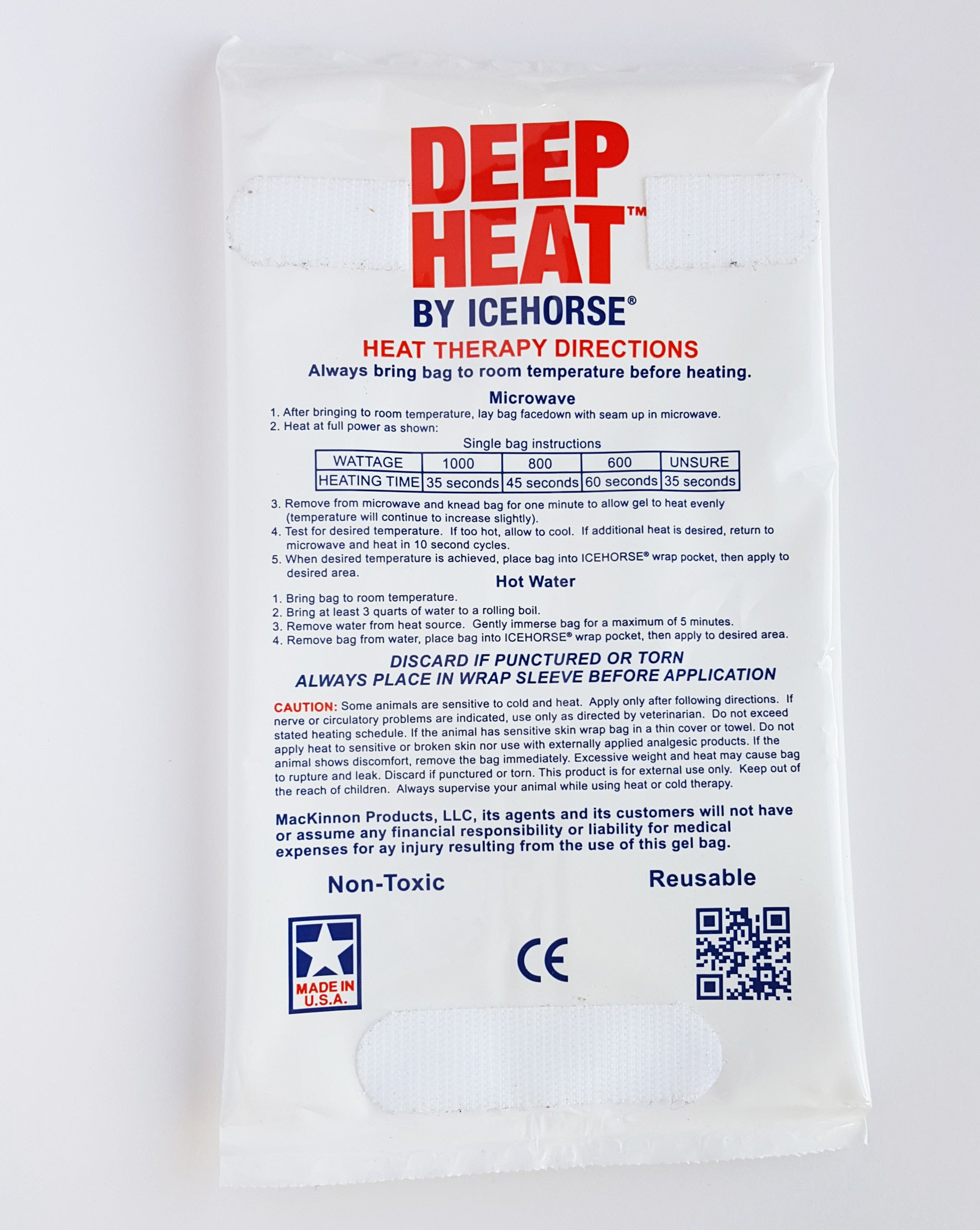 DEEP HEAT™ by ICE HORSE®