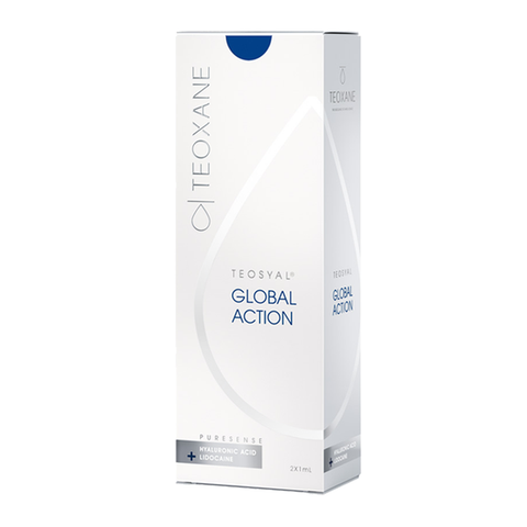 TEOSYAL GLOBAL ACTION PURESENSE 2X1ML