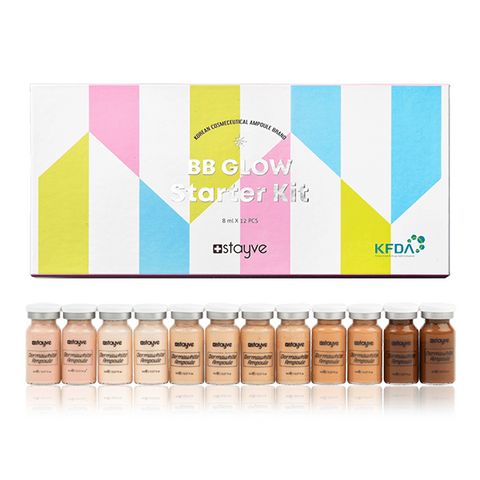 Stayve - BB Glow Starter Kit