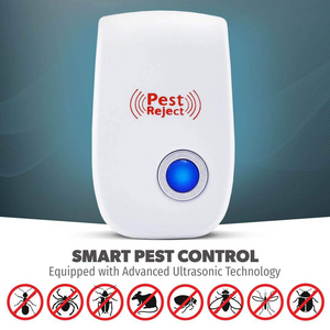 🔥BUY MORE SAVE MORE🔥Ultrasonic Pest Repellent