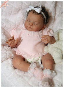 [Special Offer] REAL LIFELIKE JOURNEY REBORN BABY DOLL GIRL