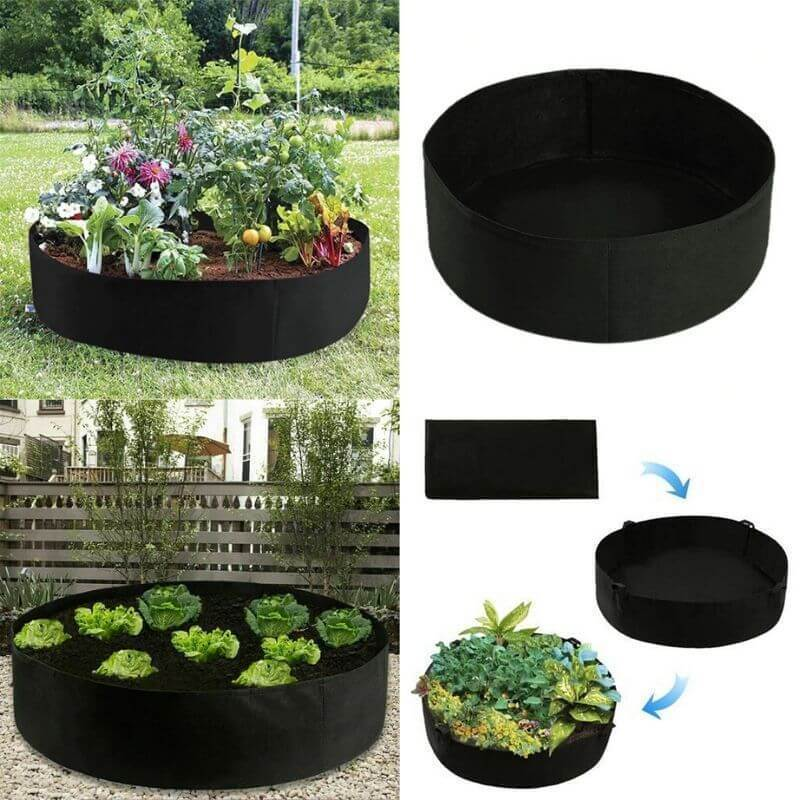 🔥ALL SIZES $9.99🔥Fabric Raised Planting Bed - Just Unfold,Fill and Grow