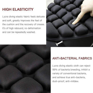 Water Cooling Motorcycle Air Cushion Seat