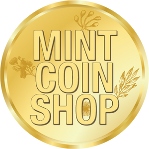 Australian Mint Coin Shop Logo