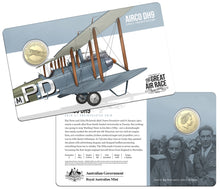 Load image into Gallery viewer, Centenary of the Great Air Race England to Australia