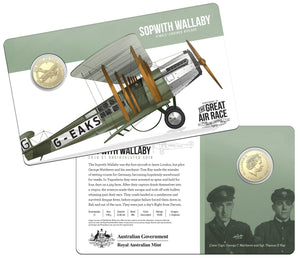 Centenary of the Great Air Race England to Australia