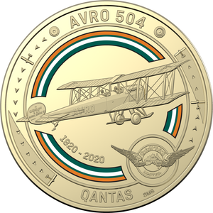 Qantas Centenary Coin Set