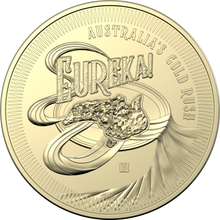 Load image into Gallery viewer, Eureka! Australia's Gold Rush Coin Set