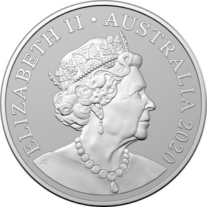 Kangaroo Series - Red Kangaroo $1 Coin Capsule Only no Box