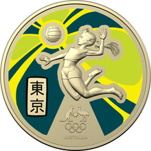 Load image into Gallery viewer, Australian Olympic Team - Ambassador Taliqua Clancy Coin