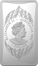 Load image into Gallery viewer, Lunar Year of the Ox 2021 $1 1/2oz Fine Silver Uncirculated Ingot