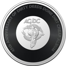 Load image into Gallery viewer, AC/DC Seven Coin Collection 2020/2021 20c Coloured Uncirculated Coins