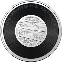Load image into Gallery viewer, AC/DC - TNT 2020 20c Coloured Uncirculated Coin