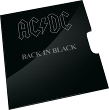 Load image into Gallery viewer, AC/DC - Back in Black 2020 20c Coloured Uncirculated Coin