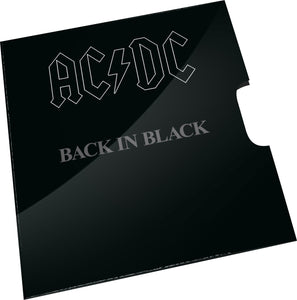 AC/DC - Back in Black 2020 20c Coloured Uncirculated Coin