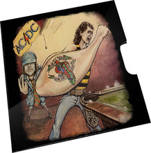 Load image into Gallery viewer, AC/DC - Dirty Deeds Done Dirt Cheap 2021 20c Coloured Uncirculated Coin