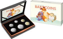 Load image into Gallery viewer, Baby Coins 2021 Proof Year Set