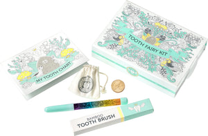 2021 Tooth Fairy Uncirculated Coin and Kit