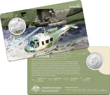 Load image into Gallery viewer, A Century of Air Power - Eleven Coin Collection 2021 50c Coloured Uncirculated Coin