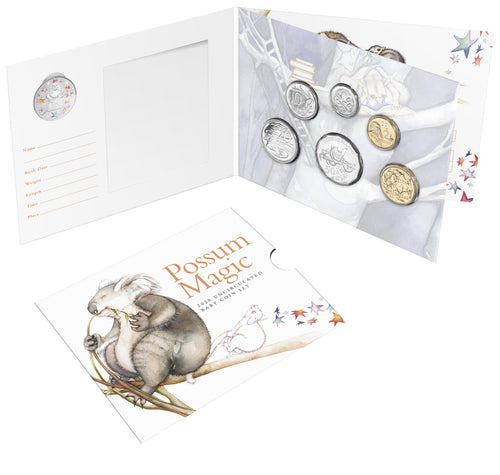 Possum Magic Uncirculated Baby Set 2020