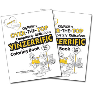 Pittsburgh City Paper Pandemic Packs:  Colorin N'at