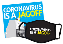 Load image into Gallery viewer, Coronavirus is a Jagoff Set