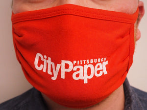 Pittsburgh City Paper Mask