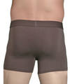 Wood Boxer Brief with Fly in Walnut