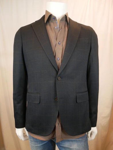 SAND Copenhagen Jones Napoli Sport Coat in Navy