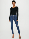 Citizens of Humanity Rocket Crop Jeans in Swing Low
