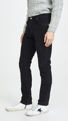 Citizen's of Humaity  Bowery Slim Leg Corduroy in Petrol Blue