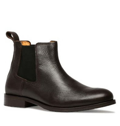 Rodd & Gunn Westholme Street Boot in Chocolate Leather