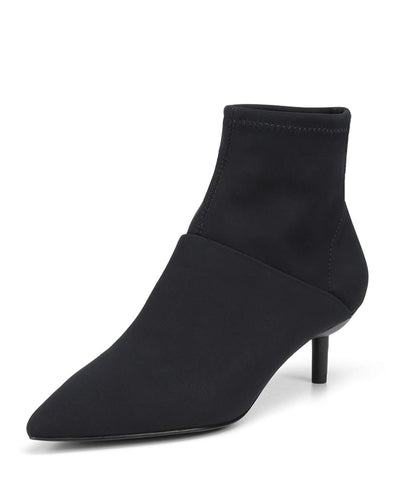 Donald Pliner Bale Crepe Bootie in Black