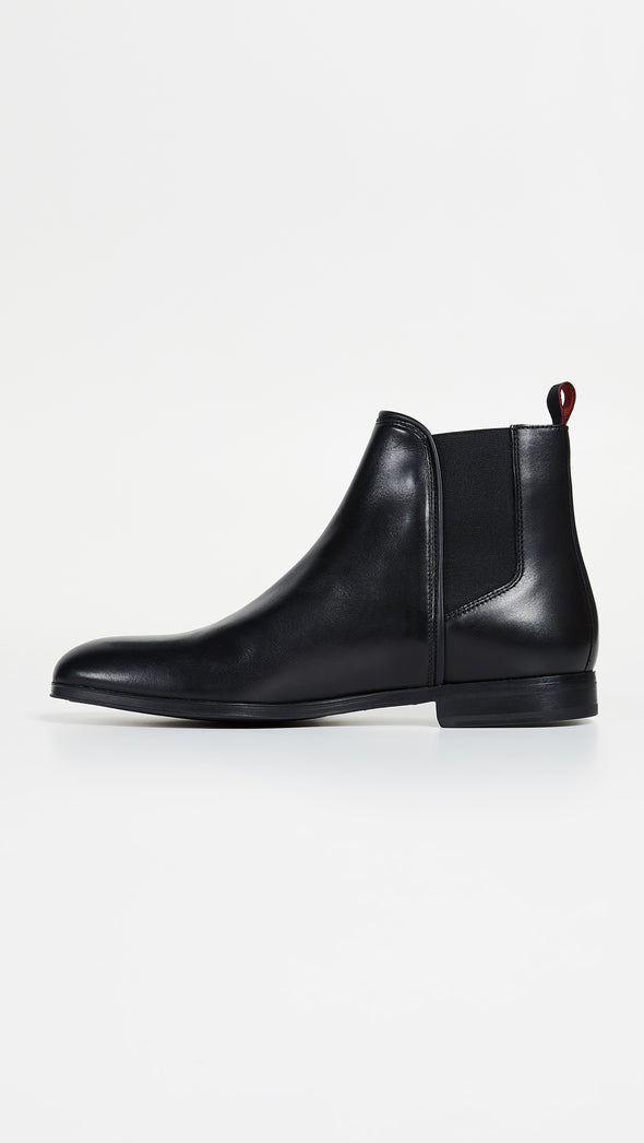 Hugo Boss Boheme Chelsea Boot in Black
