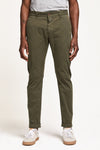 Closed Clifton Slim Brushed Chino in Deep Woods
