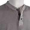 Mod-O-Doc Button Down Henley in Drizzle